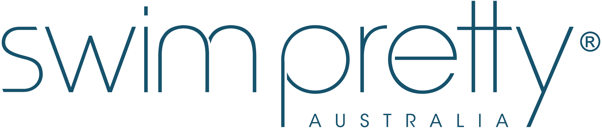 Swim Pretty Australia logo